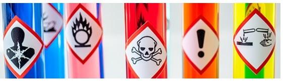 Identificació de productes químics